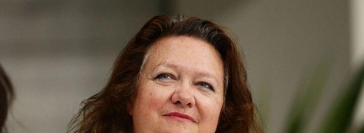 Gina Rinehart's Kids Are Taking Her To Court…Again!