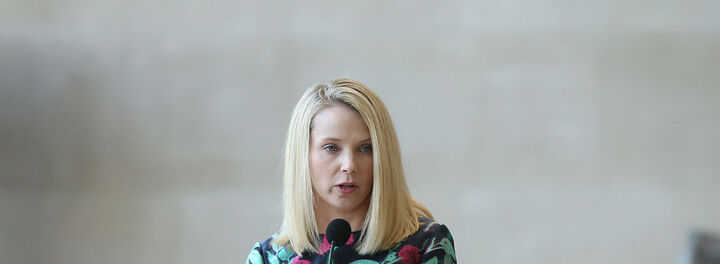 Yahoo CEO Marissa Mayer Takes Home an Extra $14 Million