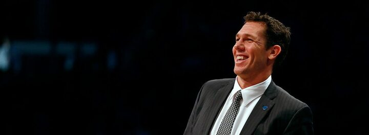 Los Angeles Lakers Making $20 Million Bet On Luke Walton