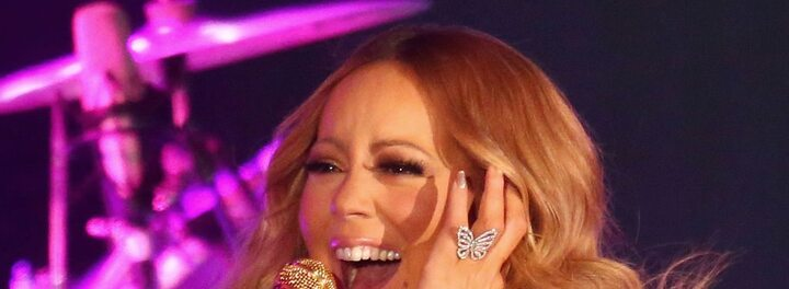 Mariah Carey's Voice, Legs Insured For $70 Million