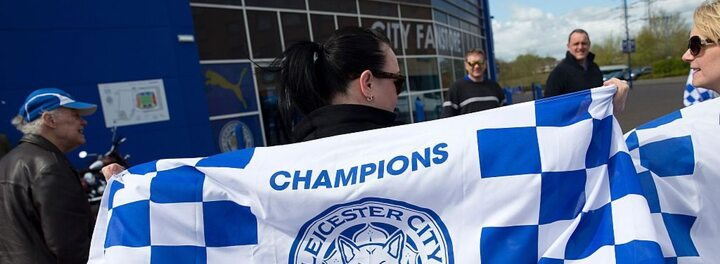 Winning The Premier League Could Mean Up To $100 Million In Revenue For Leicester City