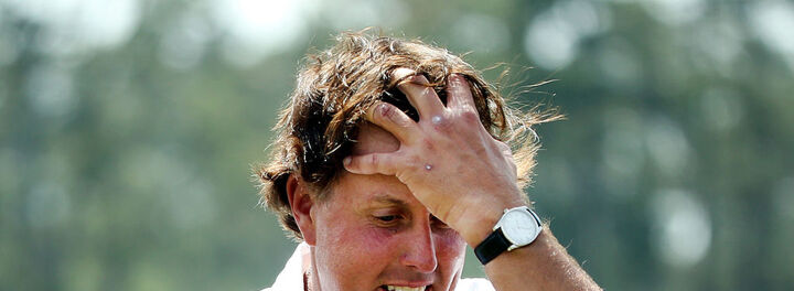 Phil Mickelson Shoots Even Par in Insider Trading Case