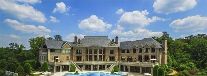 Tyler Perry Sells Massive Atlanta Home For A Record Price