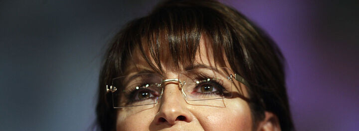 Sarah Palin Could be TV's Next Millionaire Judge