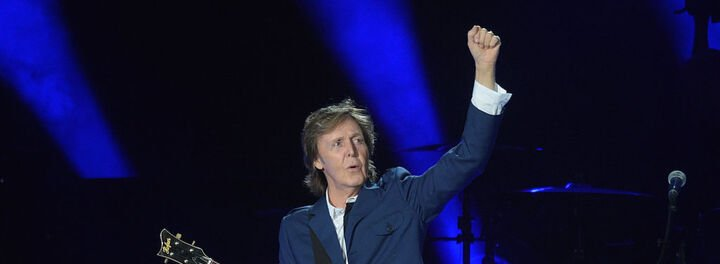 Paul McCartney May Regain The Rights To Lennon-McCartney Catalog