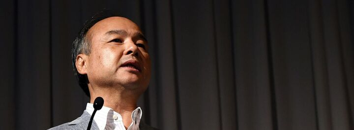 SoftBank CEO Masayoshi Son Sells $7.9 Billion Of Alibaba Stock