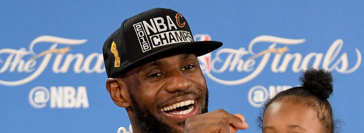 LeBron James Will Make More Money Somewhere Else Than He Would Re-Signing With The Cavs
