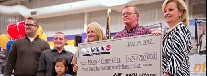 Powerball Winner Celebrates Win By Building Fire Station