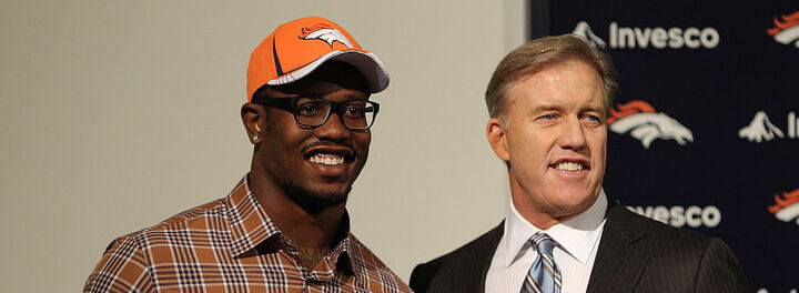 Von Miller Will Sit Out Next Season If No Deal By July 15