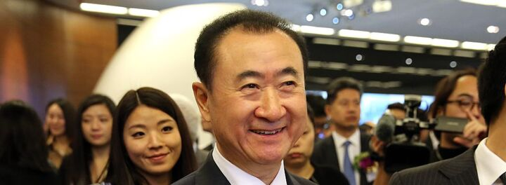 China's Wang Jianlin Opens Theme Park To Rival Disney