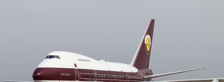Ultra-Luxurious Private Jet Owned By Qatari Royal Family Could Be Yours For $26 Million