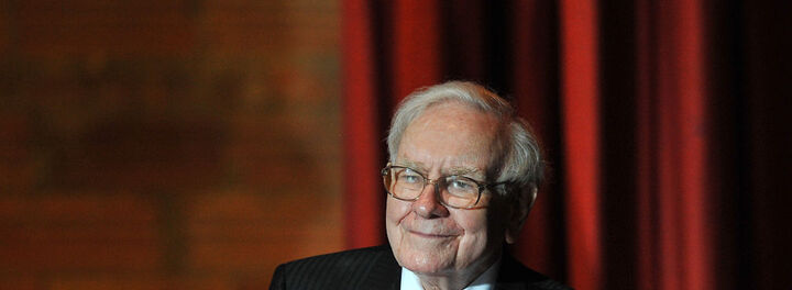 Warren Buffett Gives $2.9 Billion To Charity