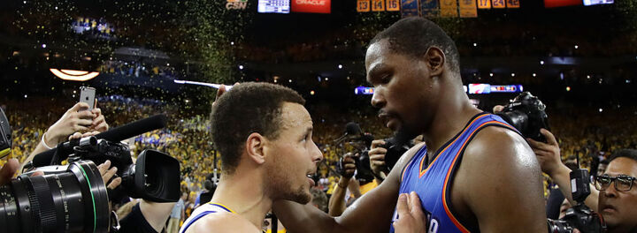 Kevin Durant Signs $54 Million Deal To Join The Golden State Warriors