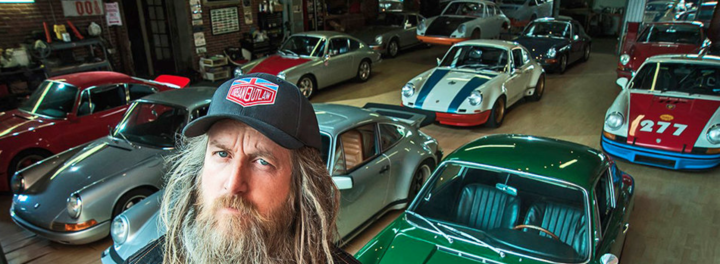 Meet Mangus Walker. They Call Him The Porsche Hunter.