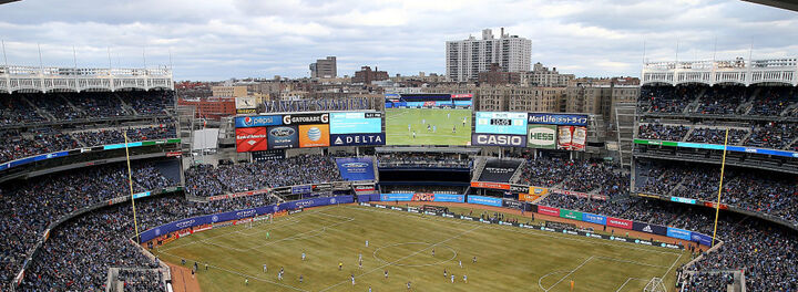 Yankee Stadium Requests $1.04 Billion Bond In Possible Move To Build NYCFC Stadium