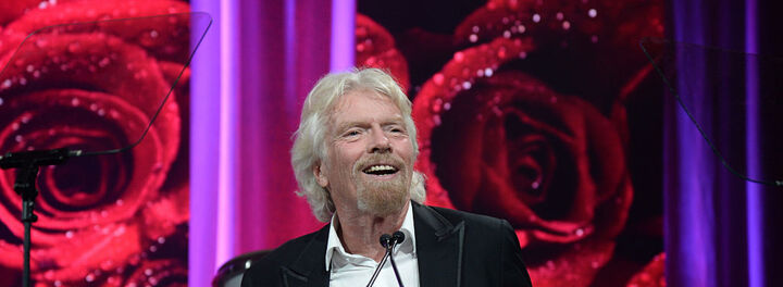 "Richard Branson Doesn't Feel Like He's ""Made It."""