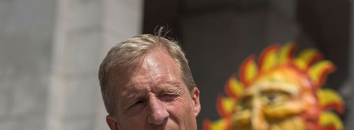 Billionaire Tom Steyer Doesn't Rule Out Spending $200 Million To Help Democratic Party This Election