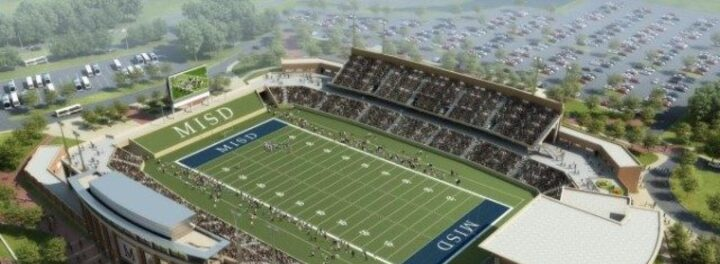 A Texas Town Is Building A Record-Breaking $70 Million High School Football Stadium!