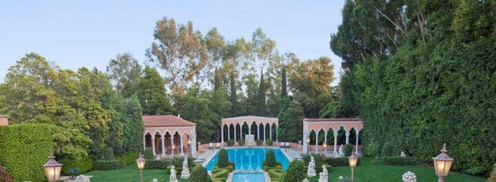 Forget The Stock Market - Become A Minority Owner Of A $165 Million Beverly Hills Mansion