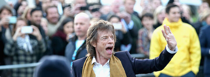 Mick Jagger's Baby Mama Wins Huge Monthly Support Payment