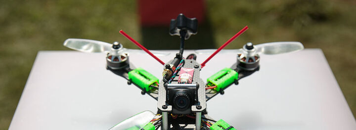 Experience The Next Big Thing In Sports: The Drone Racing League