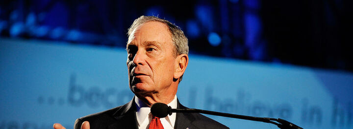 Michael Bloomberg Donates $300 Million To Johns Hopkins To Research Domestic Health Solutions