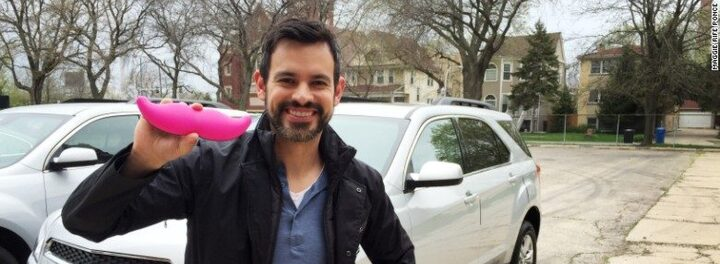 A Chicago News Anchor Quit His Job To Become A Lyft Driver... And It's About To Pay Off