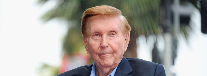 Sumner Redstone Suing Former Female Companions Alleging They Just Wanted His Money