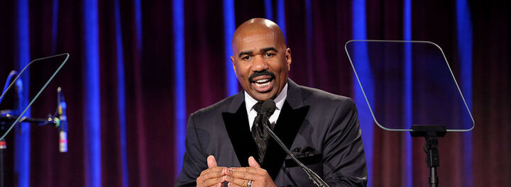 Steve Harvey Explains The Method Anyone Can Use To Become A Millionaire