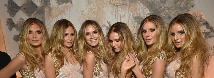 "Heidi Klum Spent An Unbelievable Sum On Her ""Clone"" Halloween Costume"