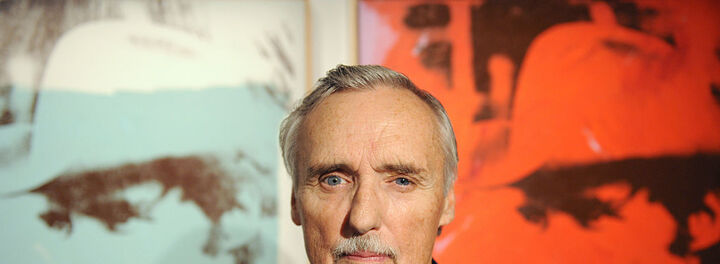 If You Want To Own Dennis Hopper's Record Collection, You'd Better Have $150,000 Handy