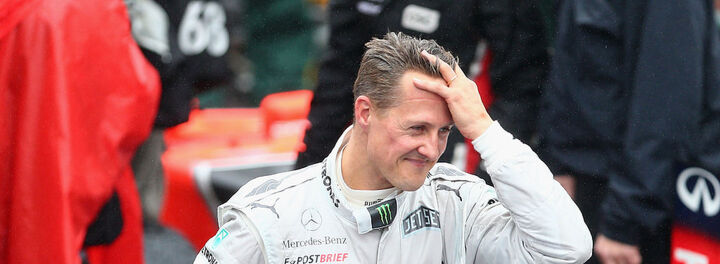 Unauthorized Photo Of Injured Formula 1 Racer Michael Schumacher Shopped Around For Outrageous Amount
