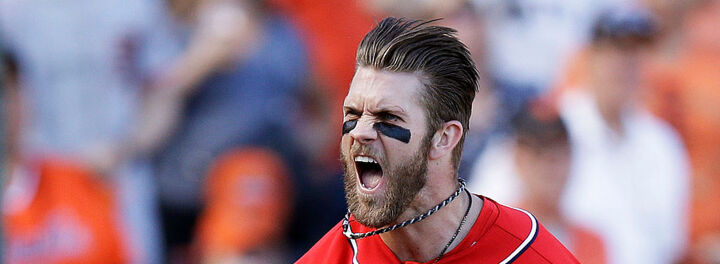 Bryce Harper Reportedly Wants A $400 Million When He Hits Free Agency In 2018
