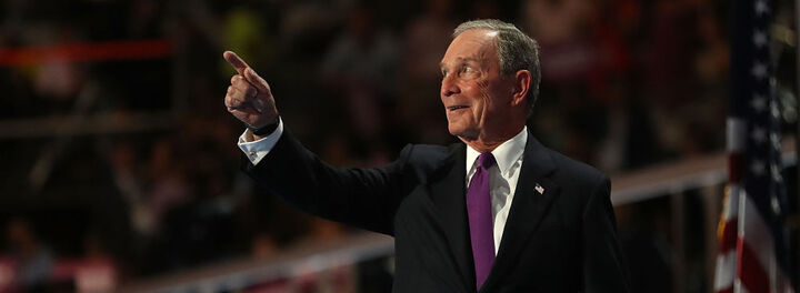 Michael Bloomberg Makes Huge Investment In Global Anti-Smoking Effort