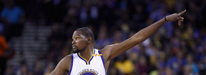 Kevin Durant Is Investing In A Major Venture Capital Firm To Bring More Diversity To Tech