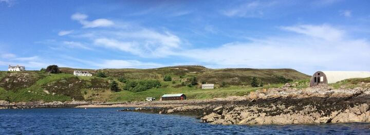 Toys Of The Rich: A Fully Functional Island In Scotland Is For Sale