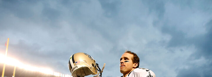 Drew Brees Is Opening A Ton Of Dunkin' Donuts Locations