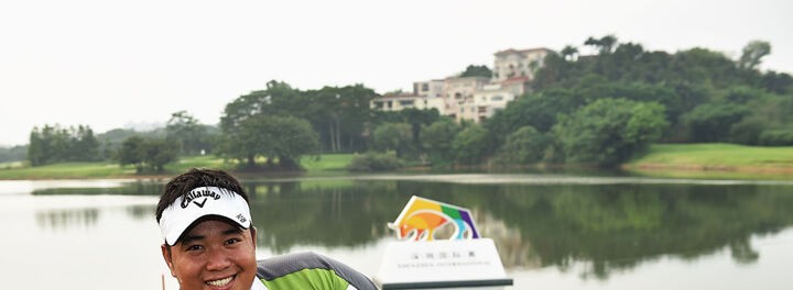 Pro Golfer Kiradech Aphibarnrat Says He Golfs To Fund His Sneaker, Watch, And Ferrari Collections