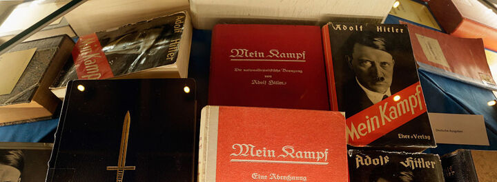 Shockingly, Mein Kampf Is Still A Bestseller In Some Places. Who Gets The Royalties??