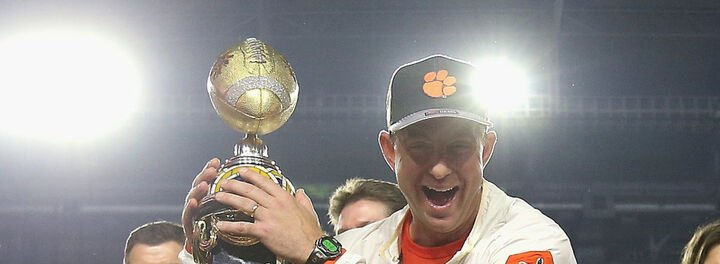Clemson's Championship Helped Dabo Swinney Earn A Ton Of Money In Incentives