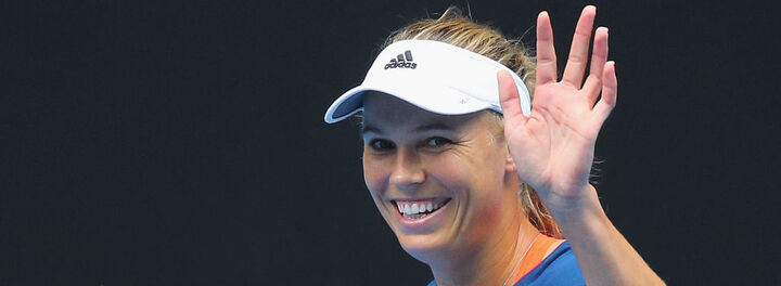 Tennis Player Caroline Wozniacki Lives By Dad's Simple Money Advice