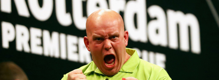 Michael van Gerwen Net Worth