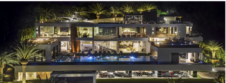 Just Listed: A $250 MIllion Bel Air Mansion