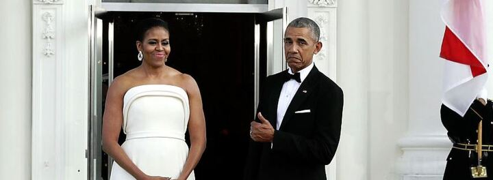 Barack And Michelle Obama Set For MASSIVE Payday