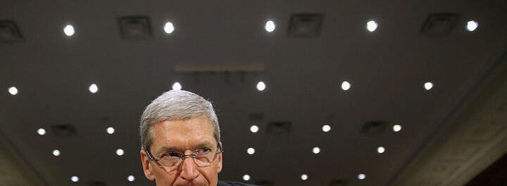 Tim Cook Takes $1.6 Million Pay Cut Due To Apple's Latest Stuggles