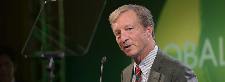 "Billionaire Tom Steyer Has Plans To ""Fight"" President Trump"