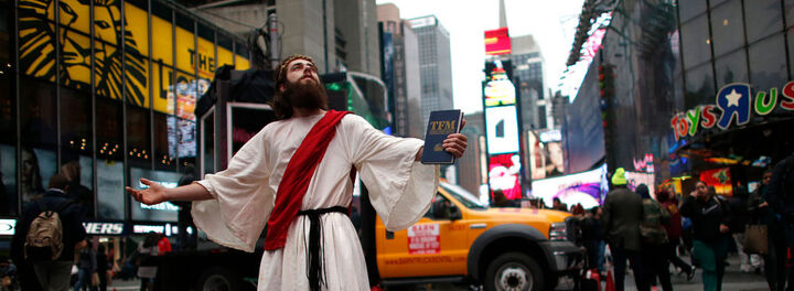 Man Who Tried To Steal $7 Billion Says Jesus Wanted Him To Be Rich