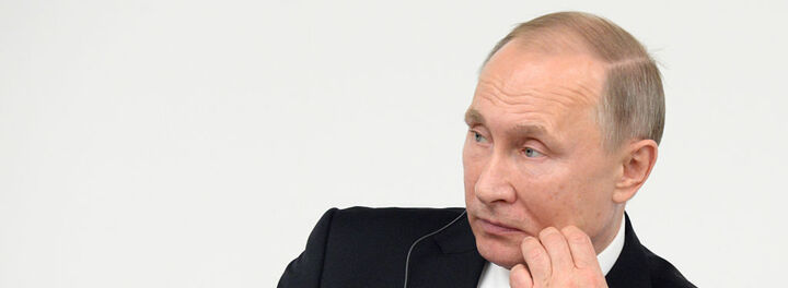 In Vladimir Putin's Russia, You Either Agree With Him Or You Lose Your Life