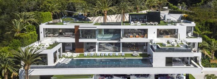 This $250 Million Mansion Is The Most Expensive Home In America