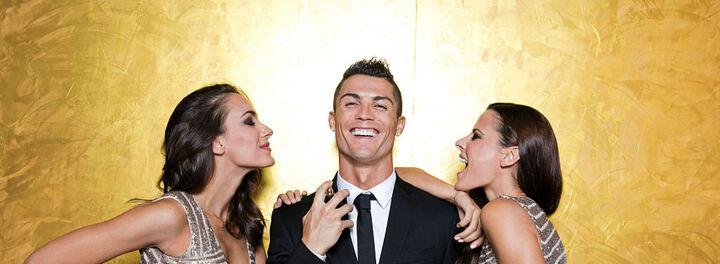 Cristiano Ronaldo's Various Social Media Accounts Are Worth $500 Million To Nike